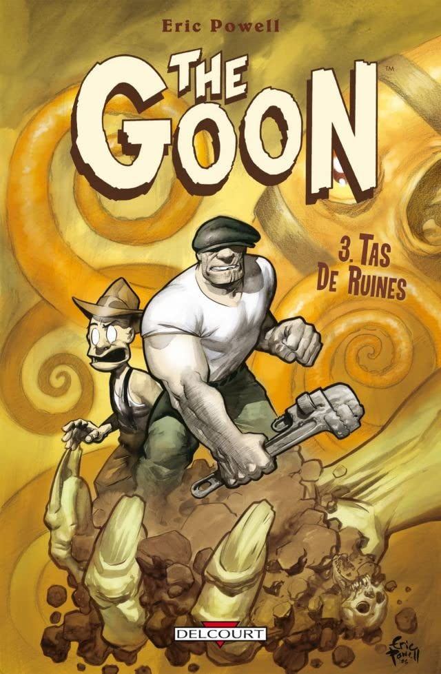 The Goon Vol. 3: Tas de ruines