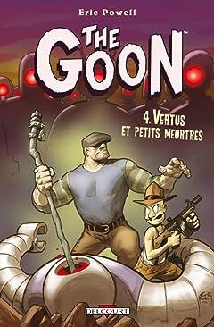 The Goon Vol. 4: Vertus et petits meurtres