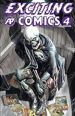 Exciting Comics #4
