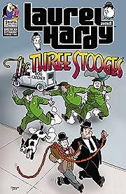 Laurel & Hardey Meet The Three Stooges #1