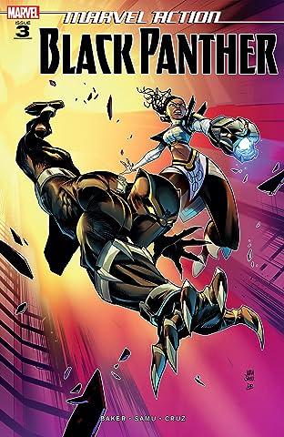 Marvel Action Black Panther (2019-) #3