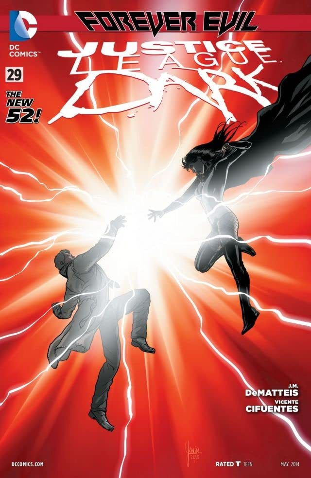 Justice League Dark (2011-2015) #29