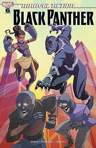 Marvel Action Black Panther (2019-) #6