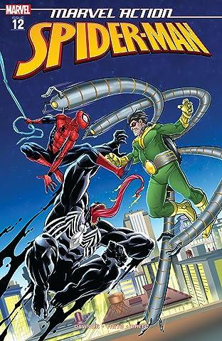Marvel Action Spider-Man (2018-2019) #12