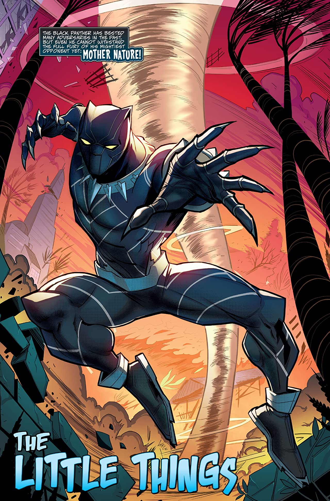 Marvel Action Black Panther Vol. 1: Stormy Weather