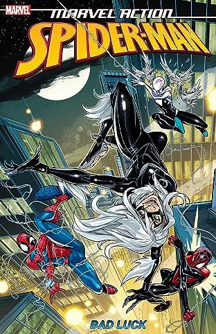 Marvel Action Spider-Man Vol. 3: Bad Luck