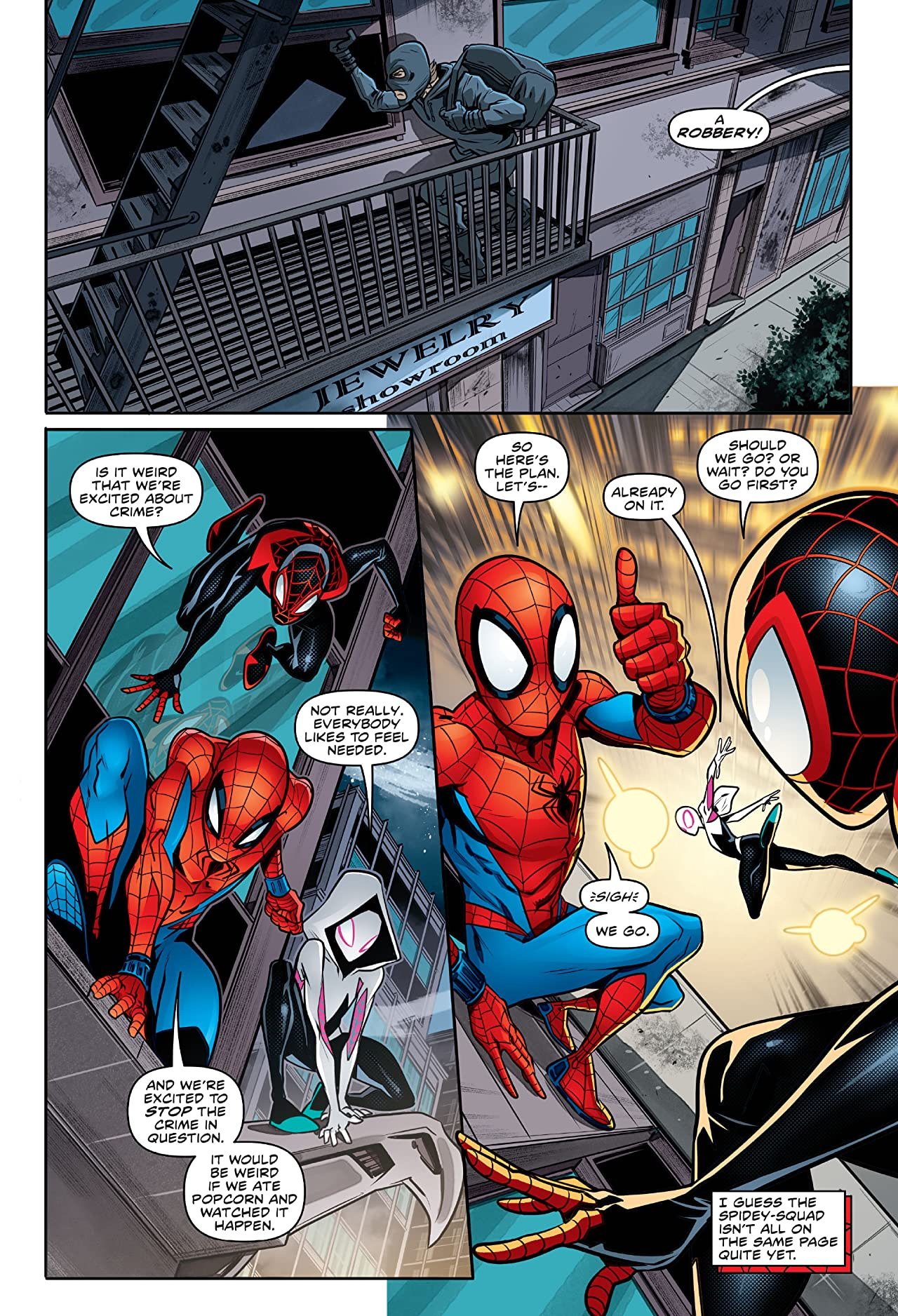 Marvel Action Spider-Man Vol. 3: Bad Luck