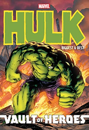 Marvel Vault Of Heroes: Hulk - Biggest And Best