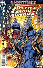 Justice League of America (2006-2011) #21