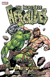 Incredible Hercules: Smash Of The Titans