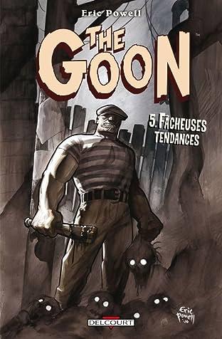 The Goon Vol. 5: Fâcheuses Tendances