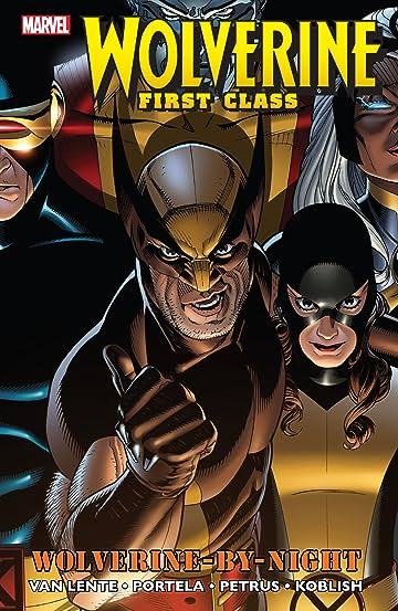 Wolverine: First Class - Wolverine-By-Night