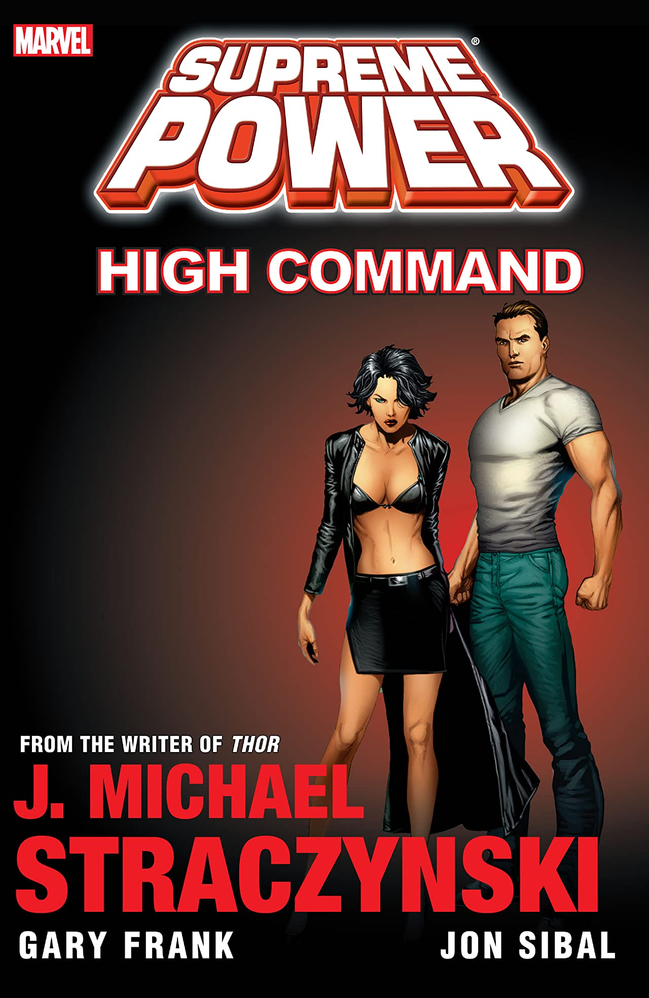 Supreme Power: High Command