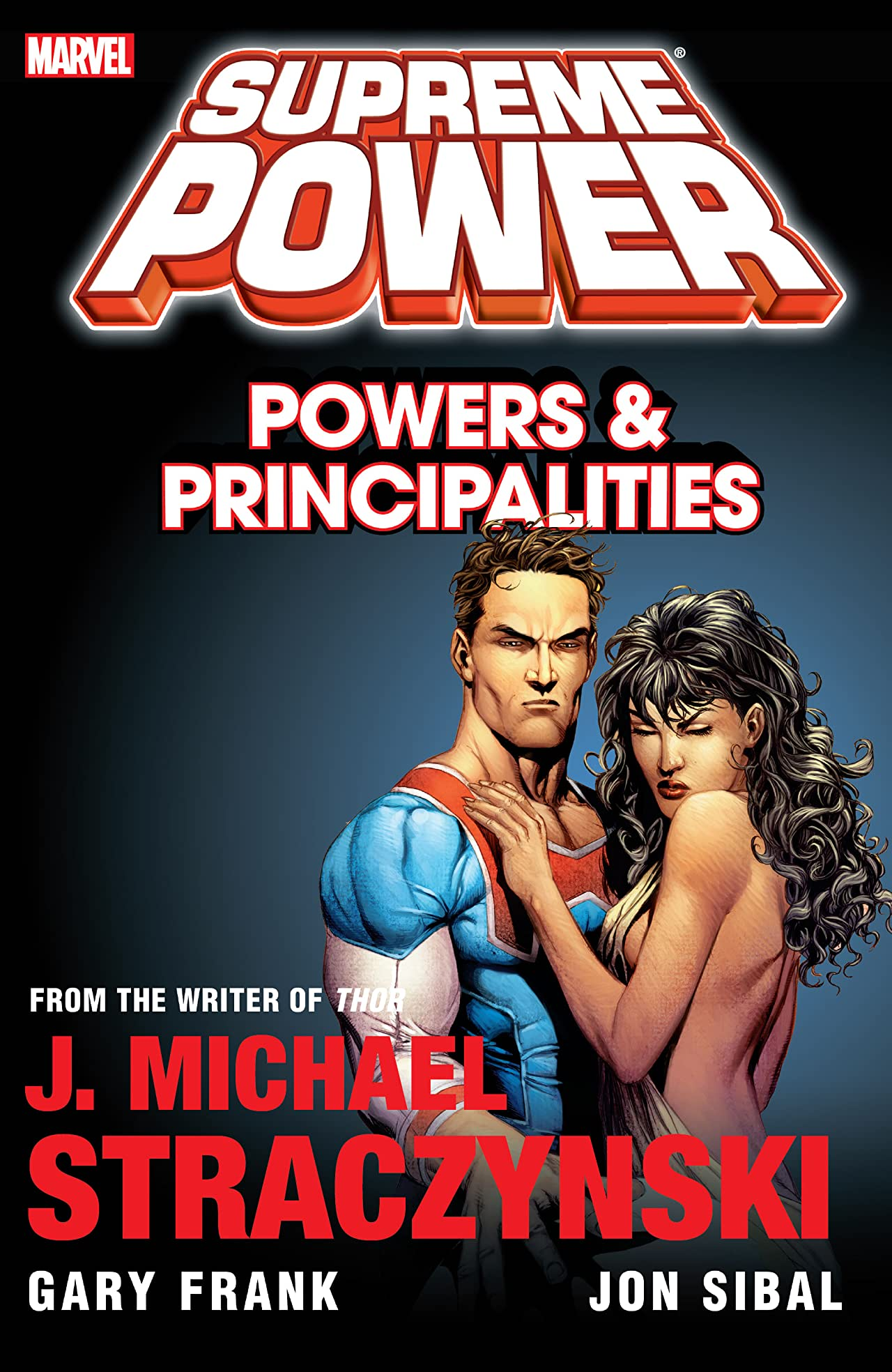 Supreme Power: Powers & Principalities