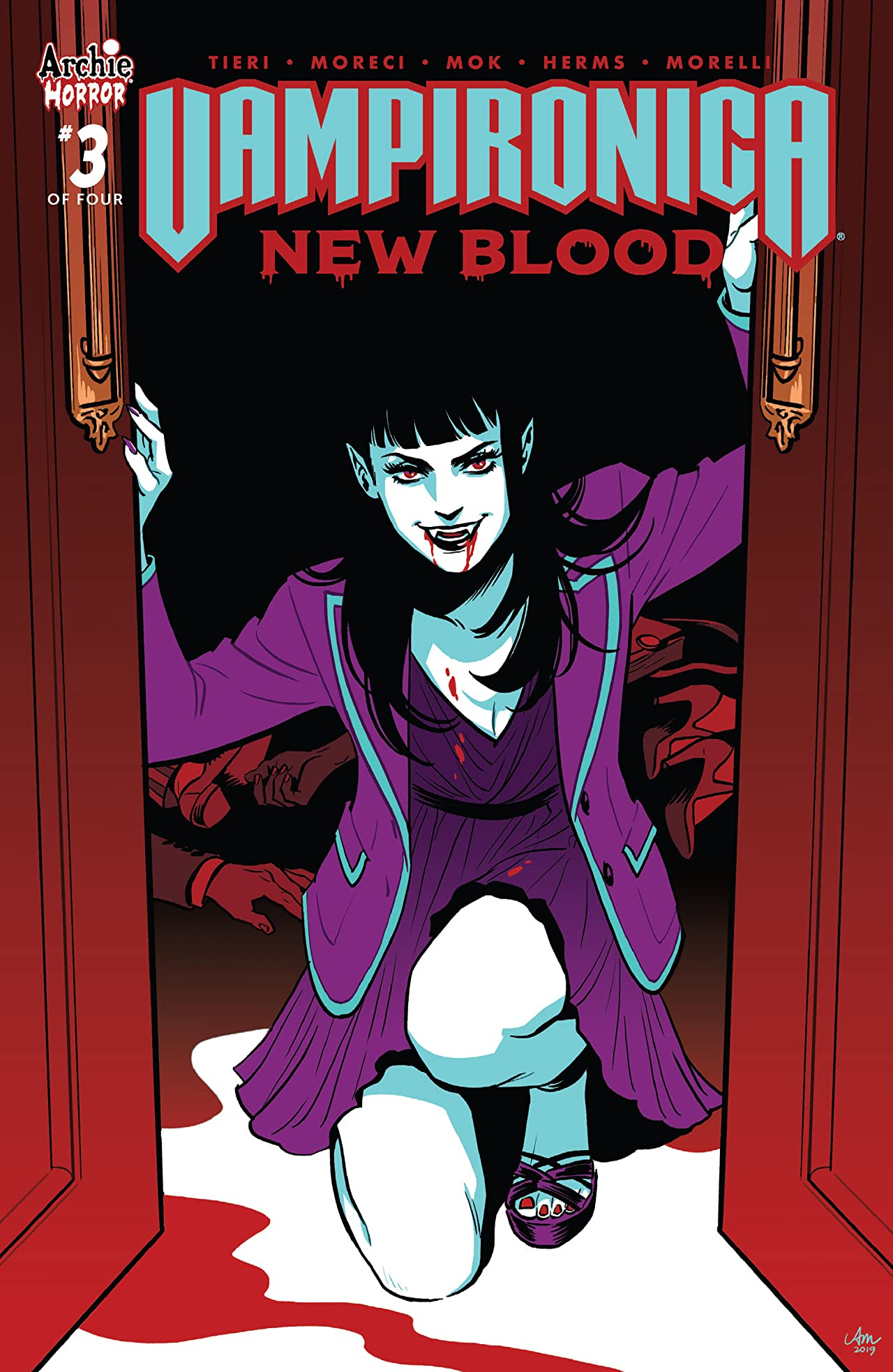 Vampironica: New Blood No.3