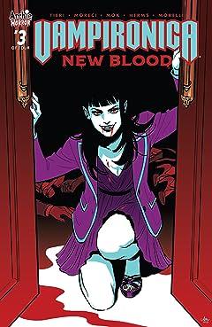 Vampironica: New Blood #3