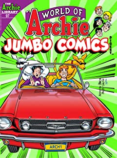 World of Archie Double Digest #97