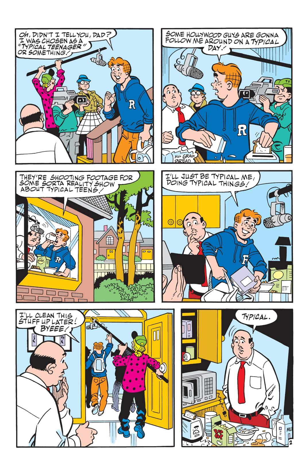 Archie #597