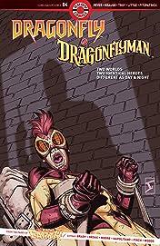 Dragonfly & Dragonflyman No.4