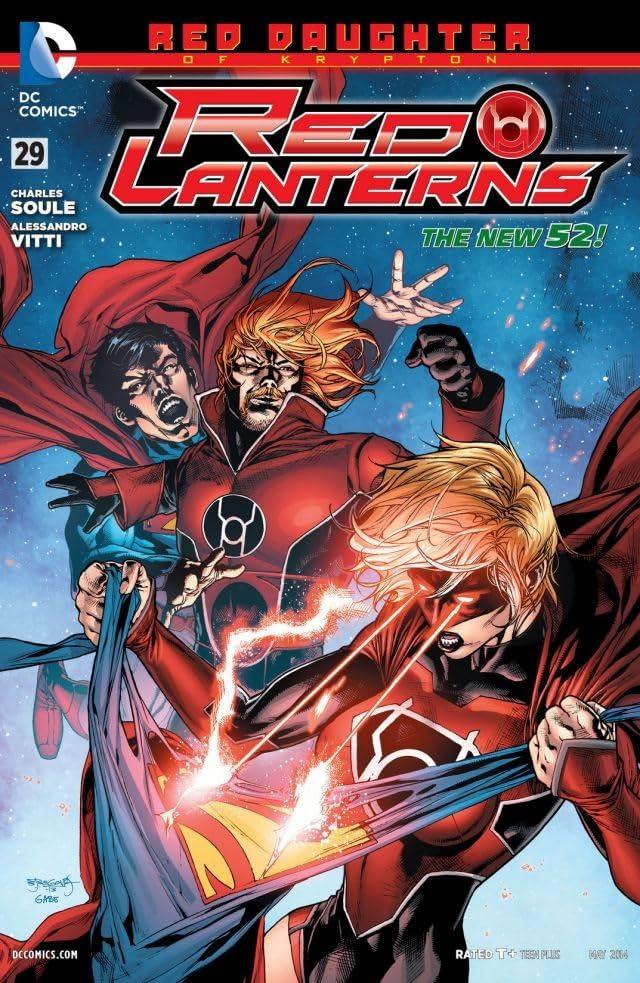 Red Lanterns (2011-2015) #29