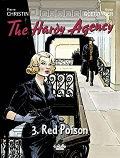 The Hardy Agency Vol. 3: Red Poison