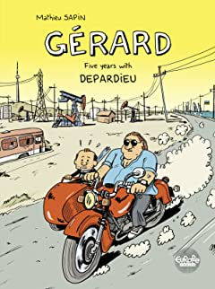 Gérard - Five Years with Depardieu