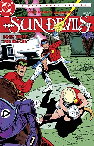 Sun Devils (1984-1985) #6