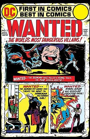Wanted: The World's Most Dangerous Villains (1972-1973) #3