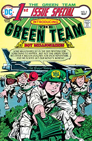 1st Issue Special (1975-1976) No.2