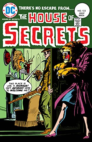 House of Secrets (1956-1978) #133