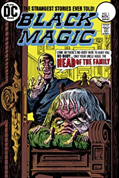 Black Magic (1973-1975) #1