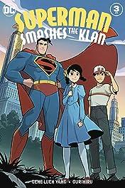 Superman Smashes the Klan (2019-) #3