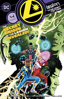 Legion of Super-Heroes (2019-) #4