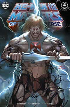He-Man & the Masters of the Multiverse (2019-) #4