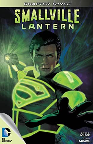 Smallville: Lantern No.3