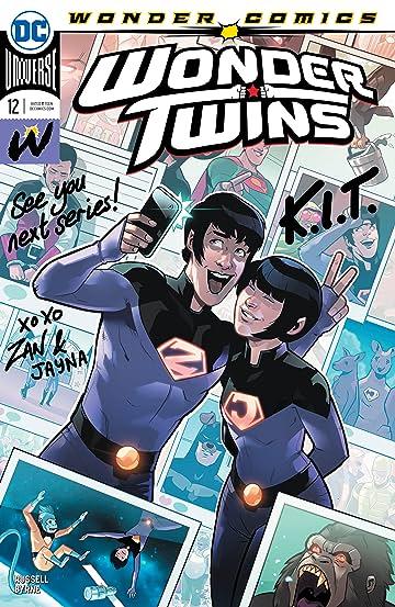 Wonder Twins (2019-) #12