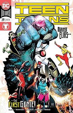 Teen Titans (2016-) #39