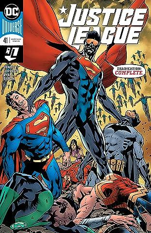 Justice League (2018-) #41