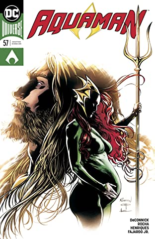 Aquaman (2016-) No.57