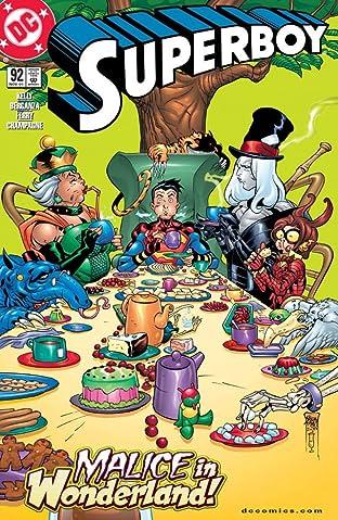Superboy (1994-2002) #92