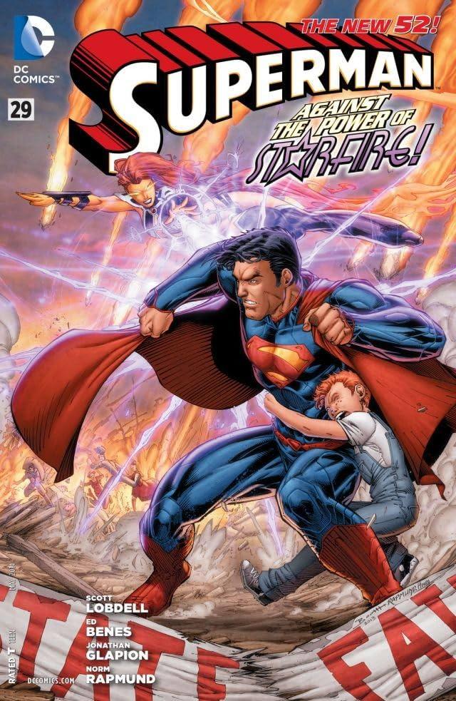 Superman (2011-2016) #29