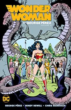 Wonder Woman by George Perez  Vol. 4