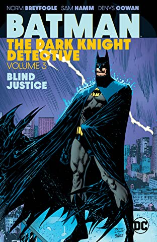 Batman: The Dark Knight Detective  Tome 3