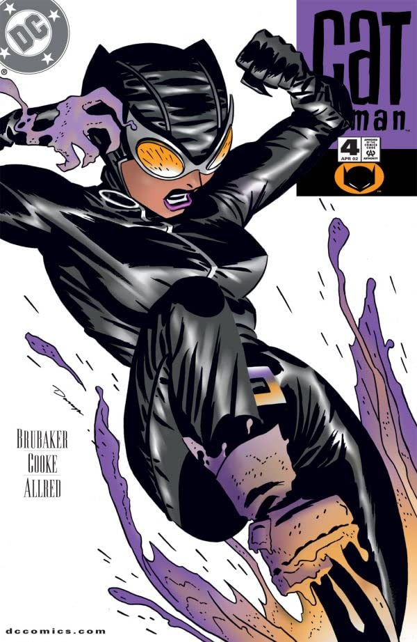 Catwoman (2002-2008) #4