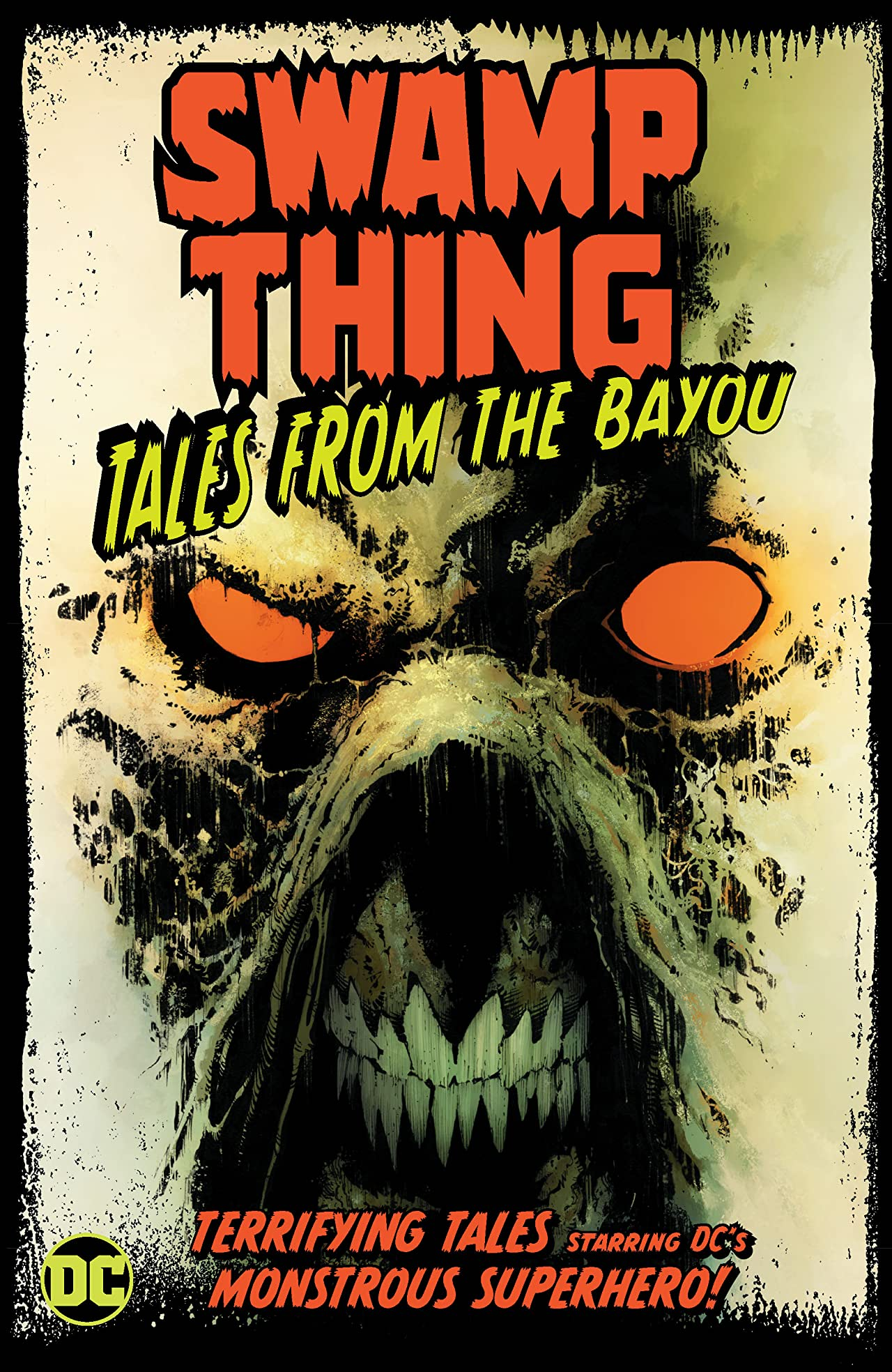 Swamp Thing: Tales From The Bayou