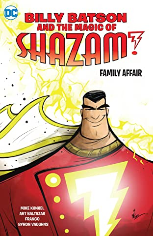 Billy Batson & the Magic of Shazam!: Family Affair