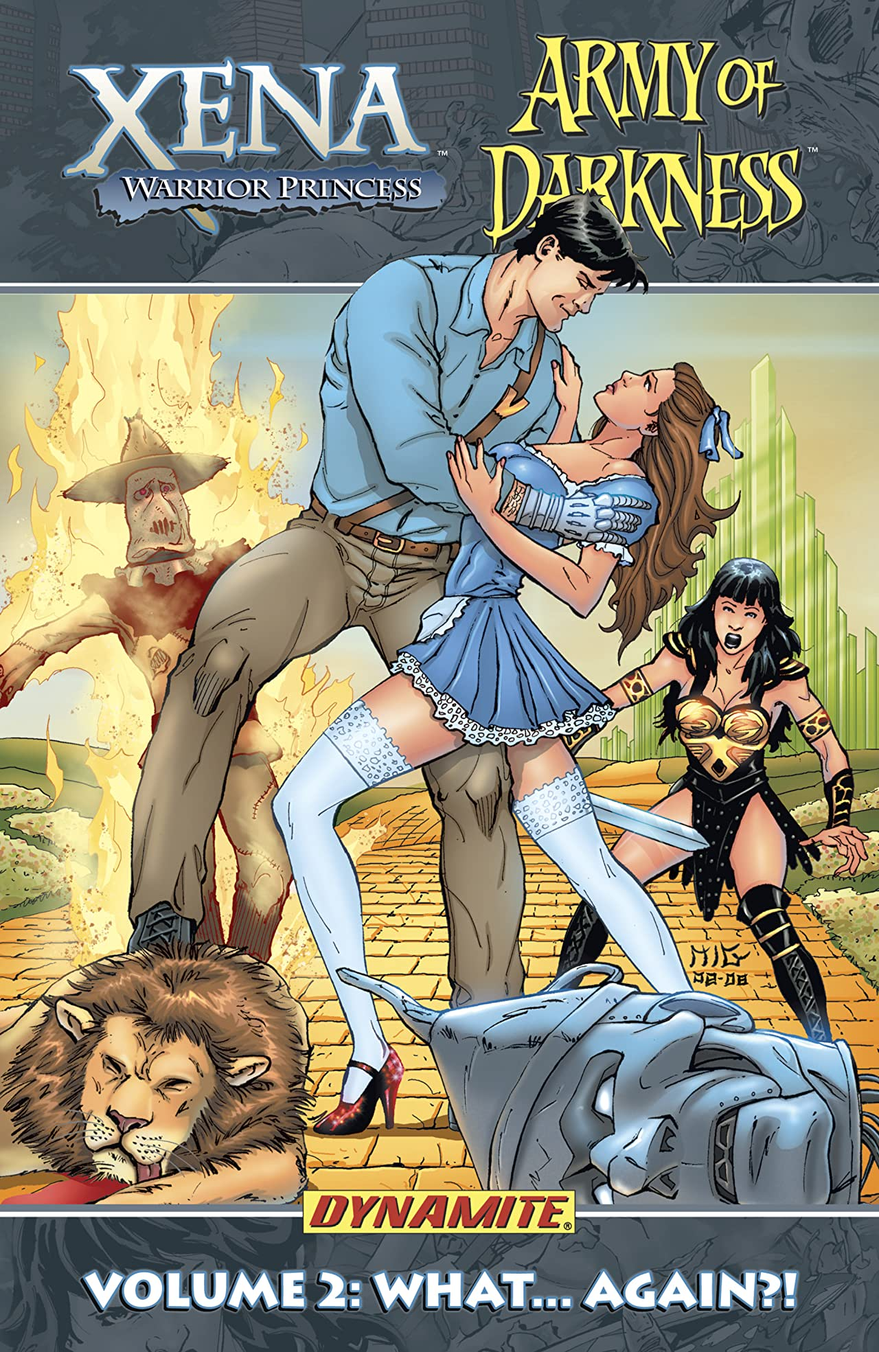 Army of Darkness Xena Warrior Princess Vol. 2: What... Again?!