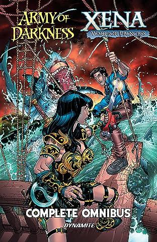 Army of Darkness/Xena: Warrior Princess Omnibus