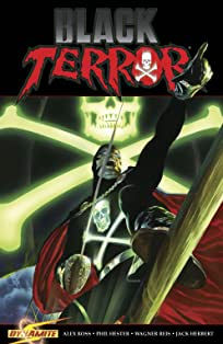 Black Terror Vol. 3: Inhuman Remains