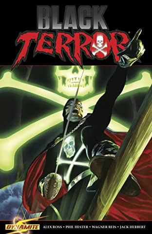 Black Terror Tome 3: Inhuman Remains